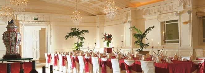 Meetings at      The Fullerton Hotel Singapore  in Singapore