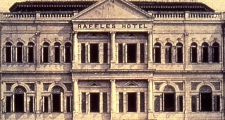 History:      Raffles Singapore  in Singapore