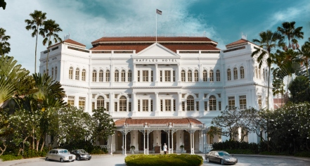 Meetings at      Raffles Singapore  in Singapore