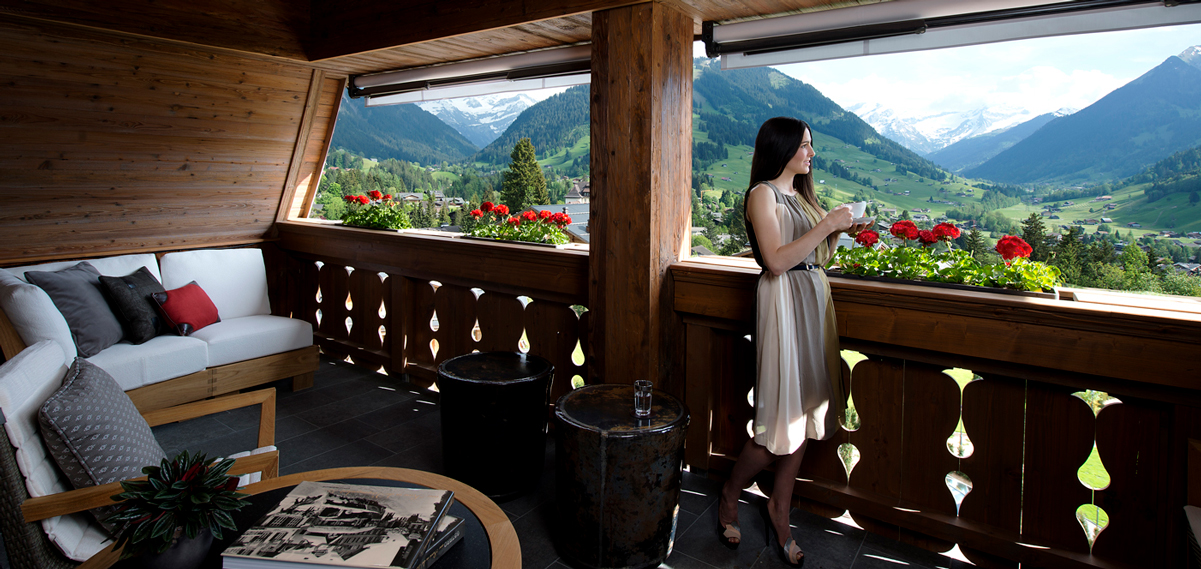Special Offers:      The Alpina Gstaad  in Gstaad