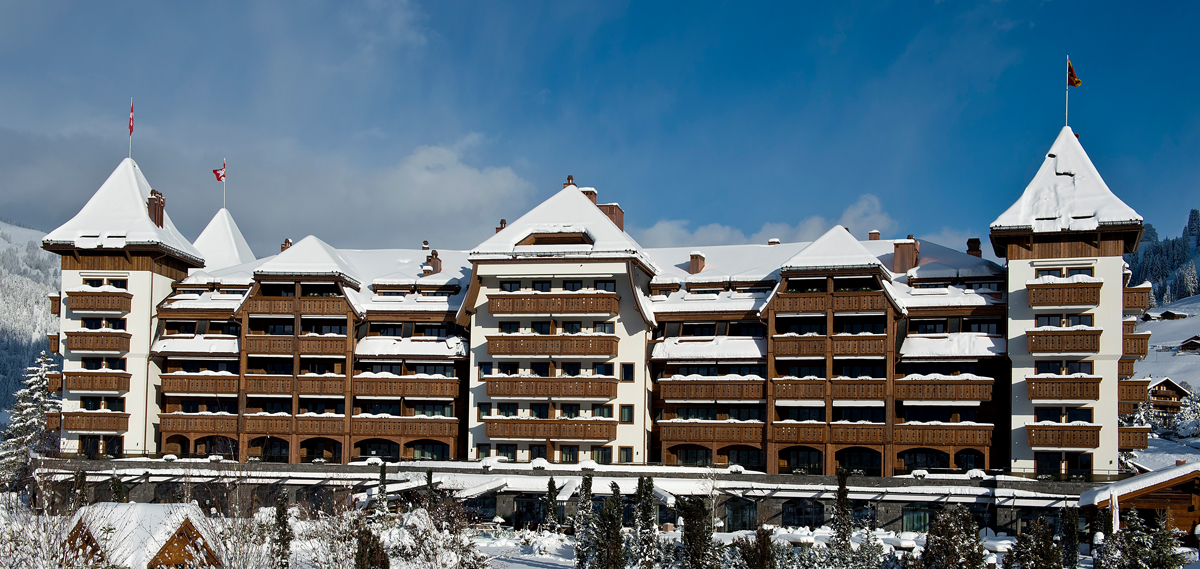 Luxury Hotel in Gstaad Switzerland The Alpina Gstaad