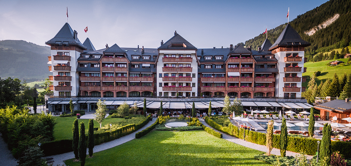 The Alpina Gstaad Star Hotel In Gstaad Preferred Hotels And - Gstaad alpina