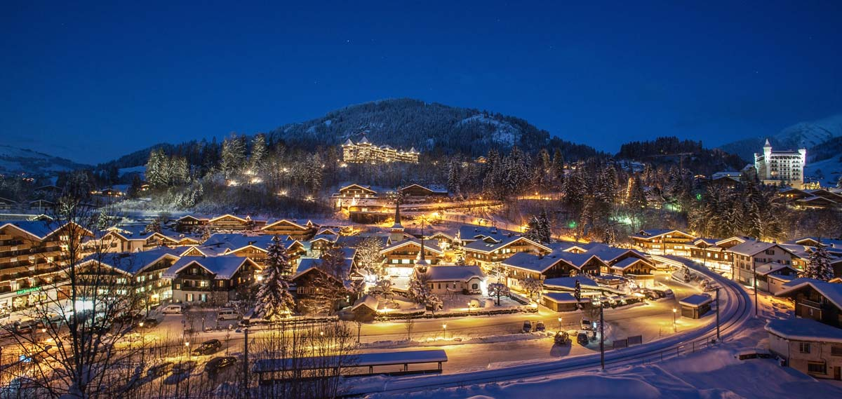 The Alpina Gstaad  in Gstaad