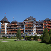 Book a stay with The Alpina Gstaad in Gstaad