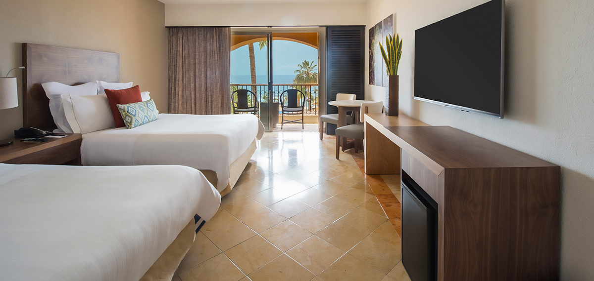 Accommodations:      Grand Fiesta Americana Los Cabos All Inclusive Golf & SPA  in Cabo San Lucas