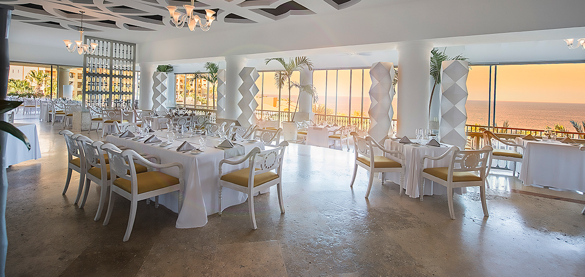 Dining:      Grand Fiesta Americana Los Cabos All Inclusive Golf & SPA  in Cabo San Lucas