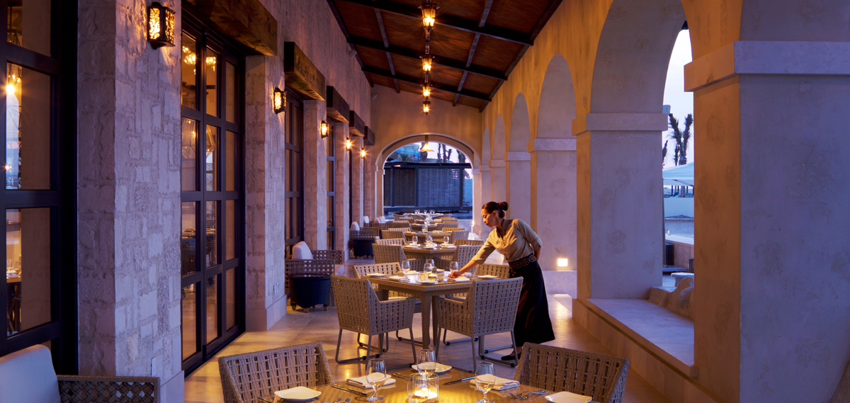 Dining:      Grand Solmar at Rancho San Lucas Resort Golf & Spa  in Cabo San Lucas