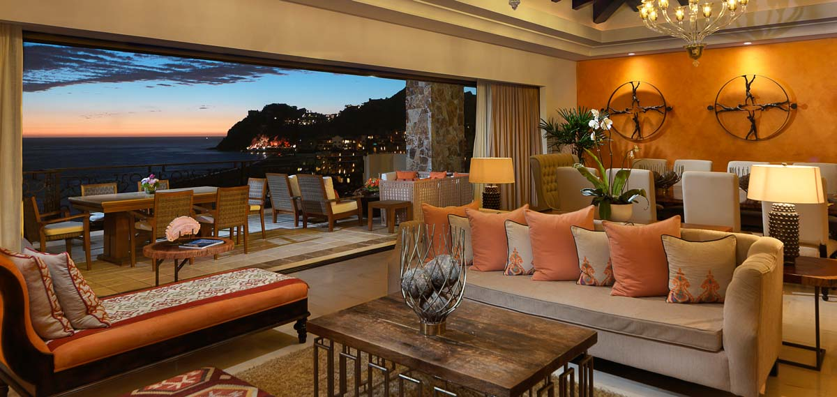 Accommodations:      Grand Solmar Land's End Resort & Spa Cabo San Lucas  in Cabo San Lucas
