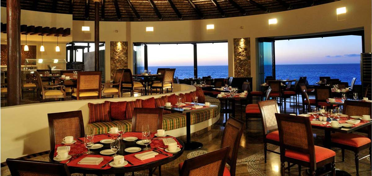 Dining:      Grand Solmar Land's End Resort & Spa Cabo San Lucas  in Cabo San Lucas