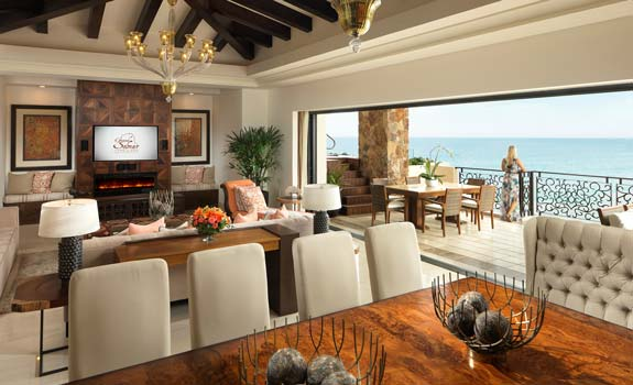 Grand Solmar Land's End Resort & Spa Cabo San Lucas  - Accommodations
