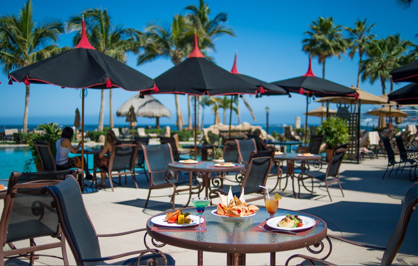 Dining:      Villa La Estancia Beach Resort & Spa  in Cabo San Lucas