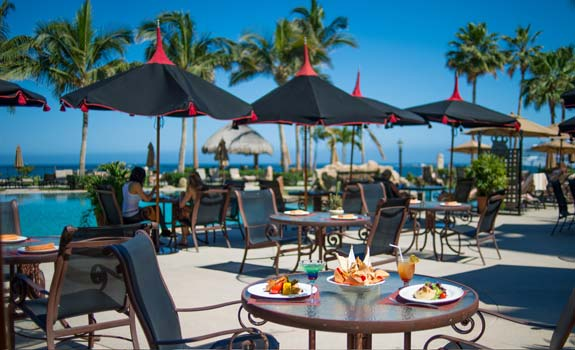 Villa La Estancia Beach Resort & Spa  - Dining