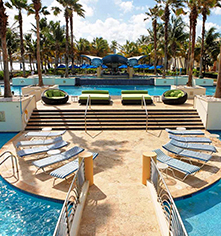 Activities:      Caribe Hilton  in San Juan