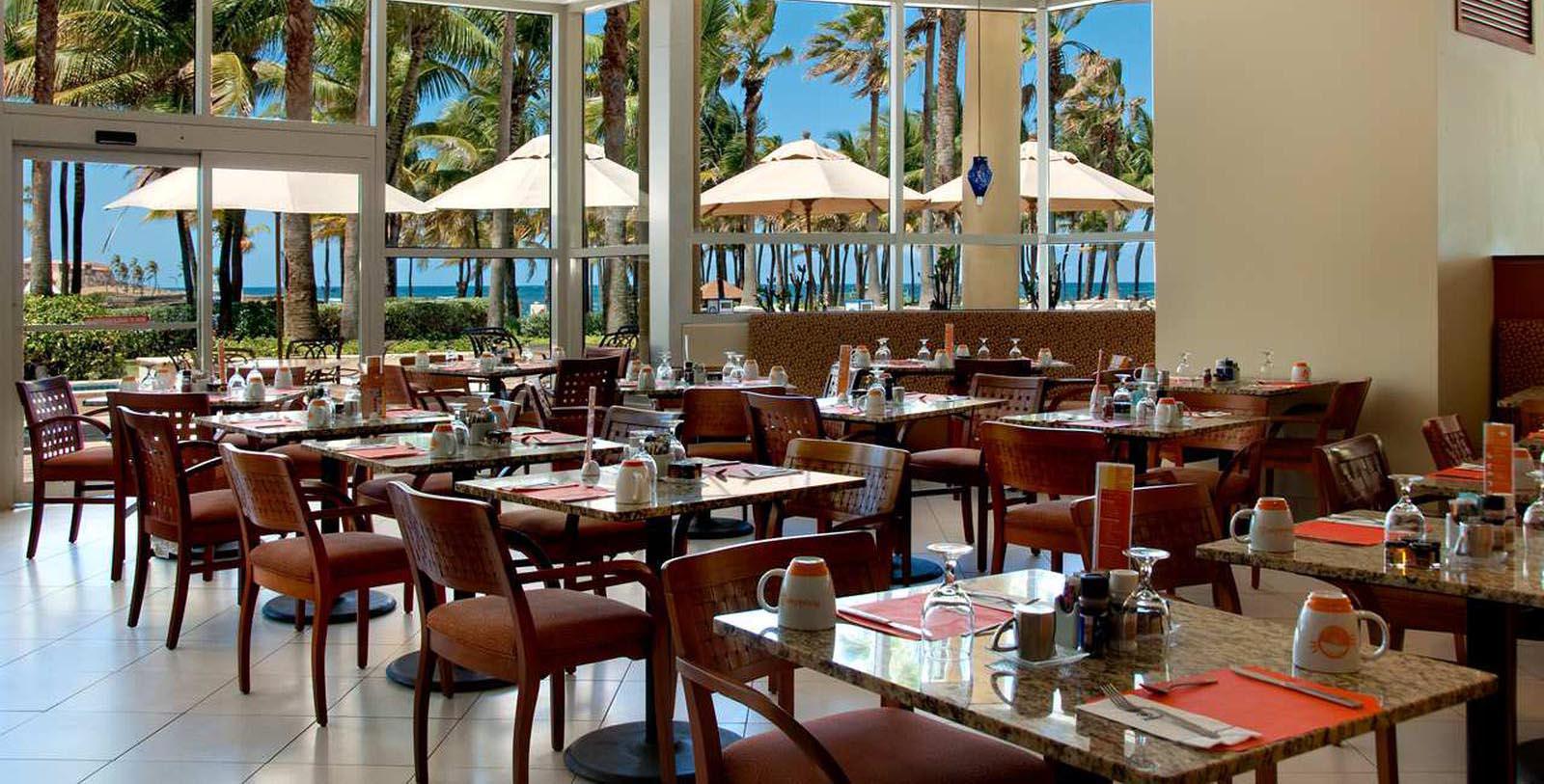Image of Caribar bar area at Caribe Hilton, 1949, Member of Historic Hotels of America, in San Juan, Puerto Rico, Taste