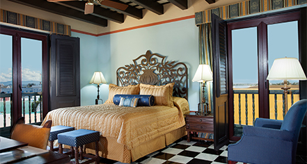 Accommodations:      El Convento Hotel  in San Juan