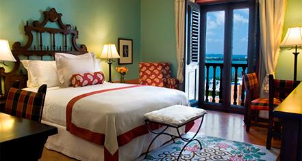 El Convento Hotel  in San Juan
