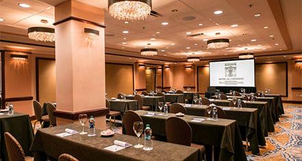 Meetings at      El Convento Hotel  in San Juan
