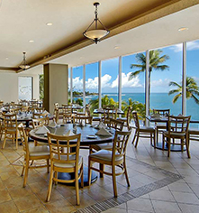 Dining at      The Condado Plaza Hilton  in San Juan