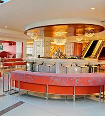 Dining at      The Condado Plaza Hilton  in San Juan