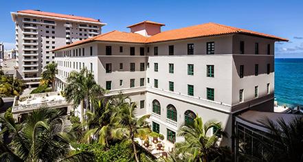Condado Vanderbilt Hotel  in San Juan