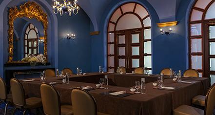 Venues & Services:      Condado Vanderbilt Hotel  in San Juan
