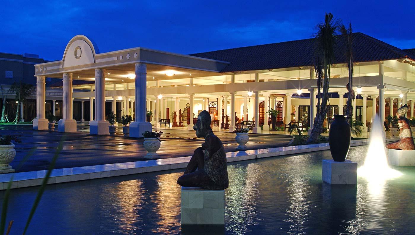 Rio grande puerto rico golf resorts for Melia hotel