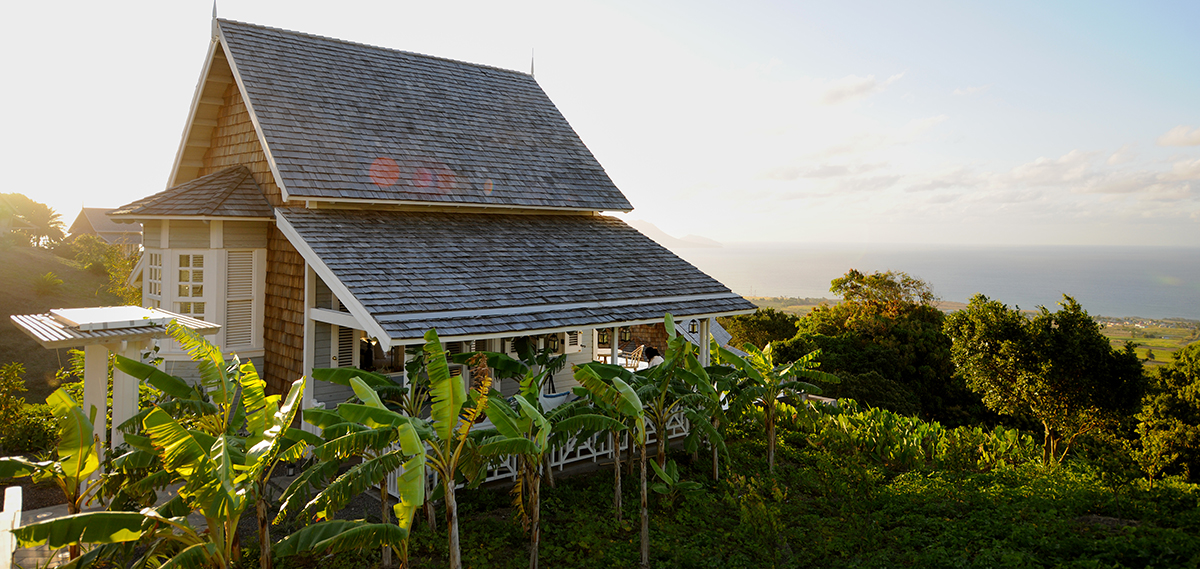 Belle Mont Farm  in Basseterre