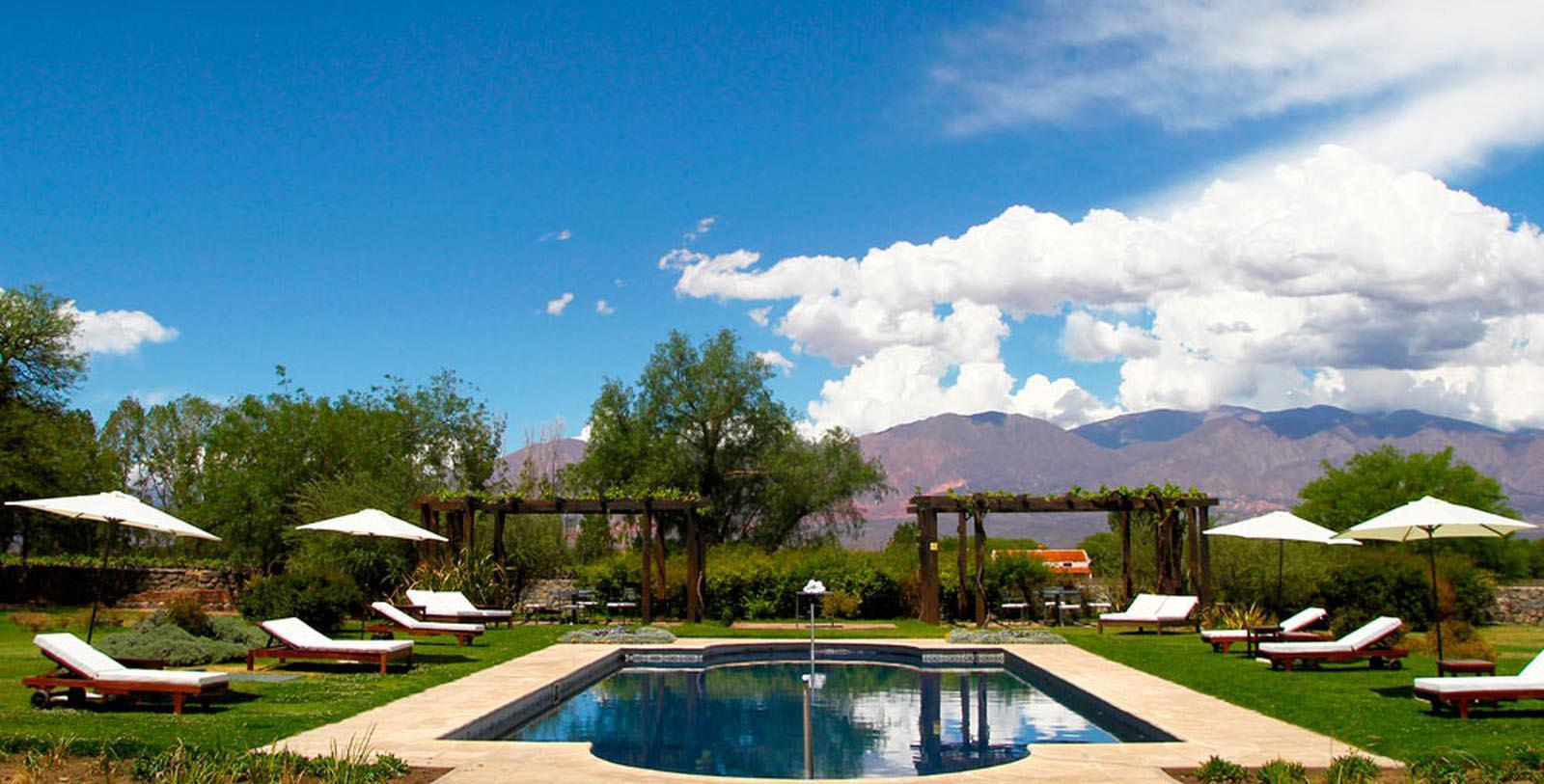 Image of Pool Patios de Cafayate, 1740, Member of Historic Hotels Worldwide, in Cafayate, Argentina, Explore