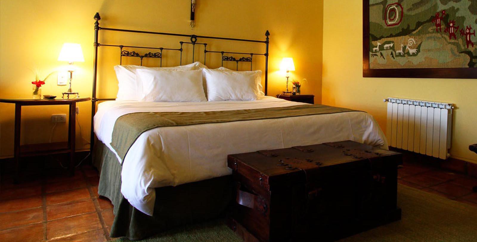 Image of Guestroom Interior Patios de Cafayate, 1740, Member of Historic Hotels Worldwide, in Cafayate, Argentina, Location
