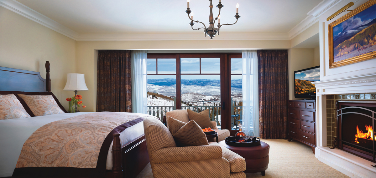 Accommodations:      Montage Deer Valley  in Park City