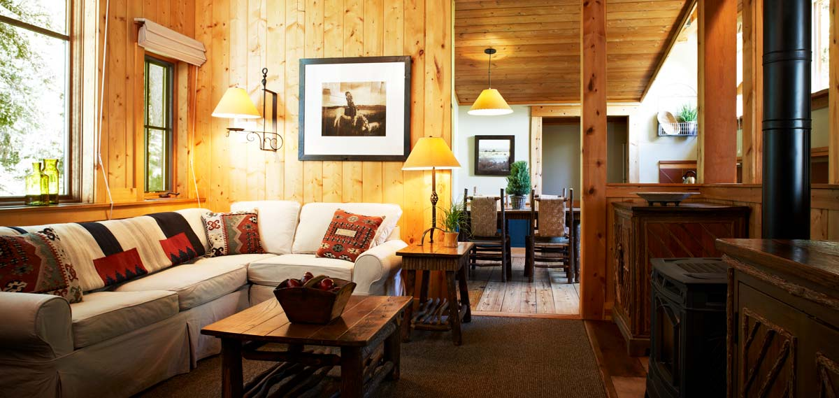 Accommodations:      Sundance Resort  in Sundance