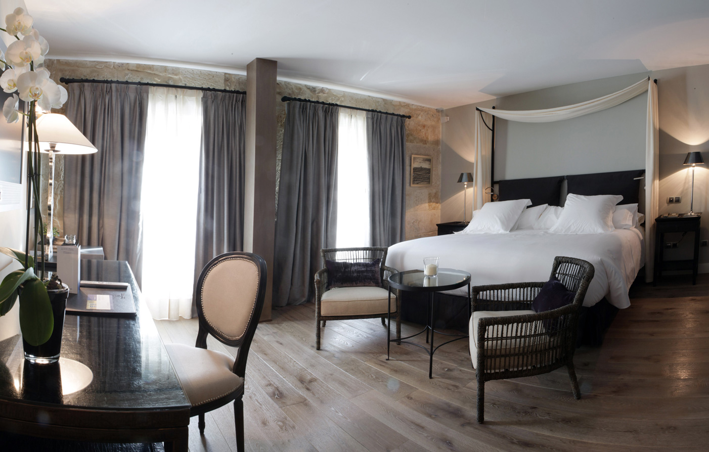 Luxury boutique hotel in salamanca don gregorio grand for Luxury hotel boutique