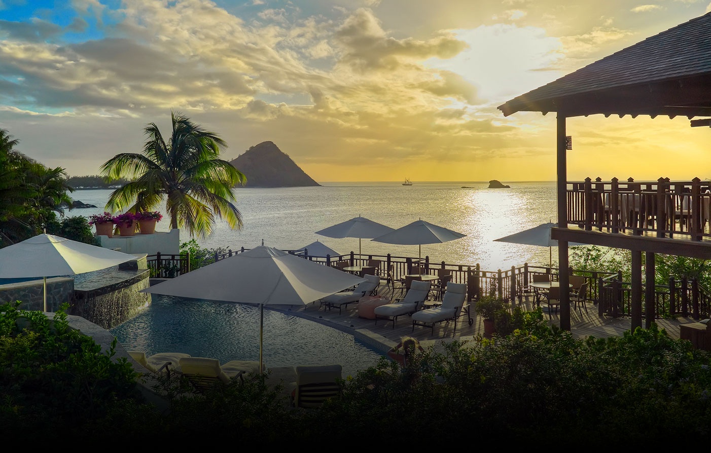 Cap maison resort spa st lucia activities for Cap maison resort and spa