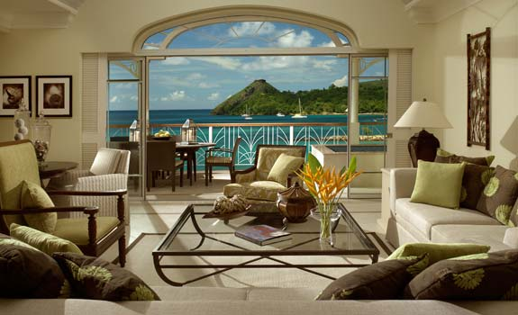 The Landings St. Lucia  - Accommodations