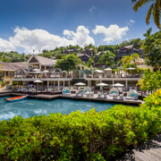 Book a stay with Marigot Bay Resort and Marina in Marigot Bay