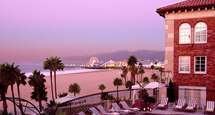 Local Attractions:      Hotel Casa del Mar  in Santa Monica