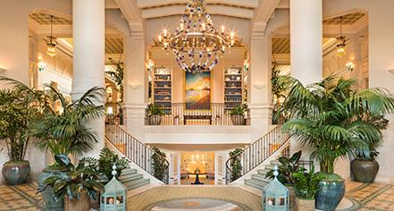 Spa:      Hotel Casa del Mar  in Santa Monica