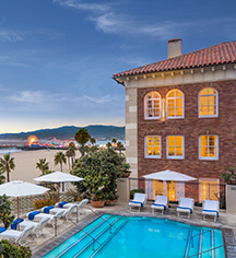 Hotel Casa del Mar  in Santa Monica