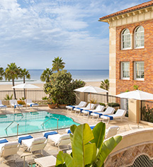 Events at      Hotel Casa del Mar  in Santa Monica