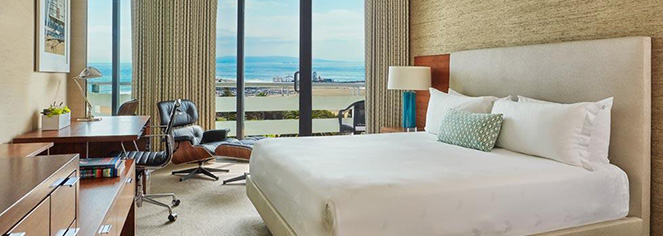 Fairmont Miramar Hotel & Bungalows  in Santa Monica