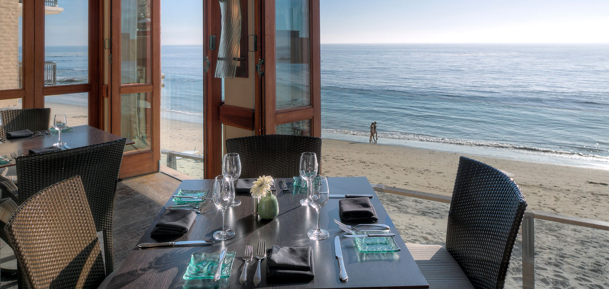 Dining:      Surf & Sand Resort  in Laguna Beach