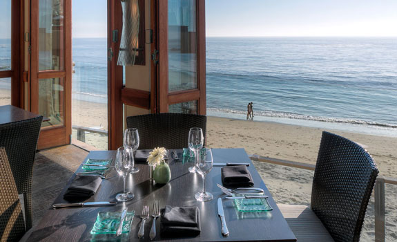 Surf & Sand Resort  - Dining