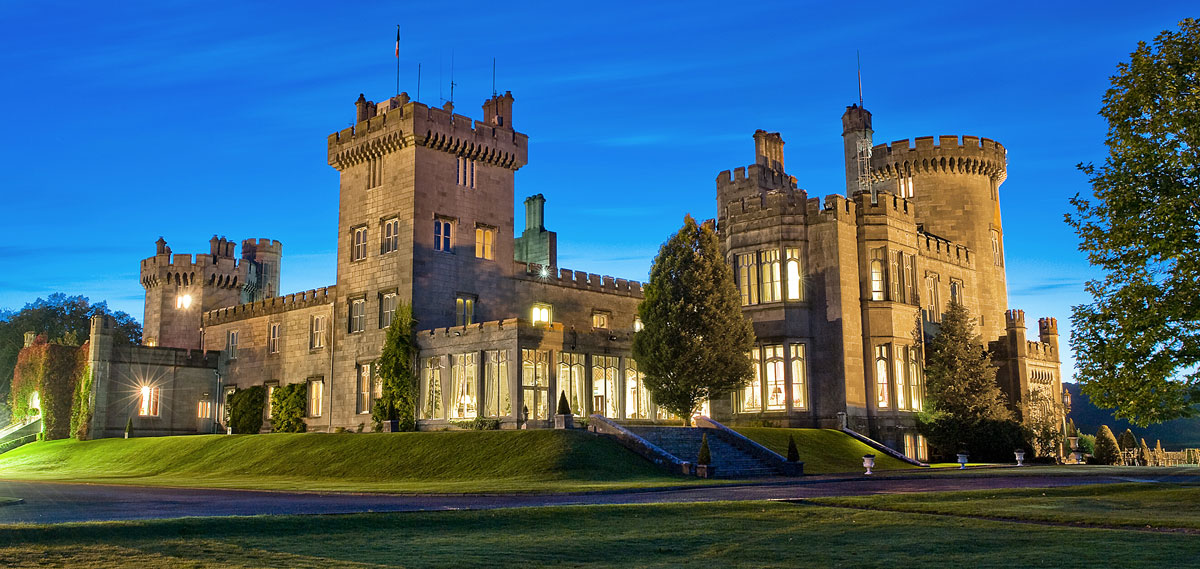 Dromoland Castle Hotel  in County Clare