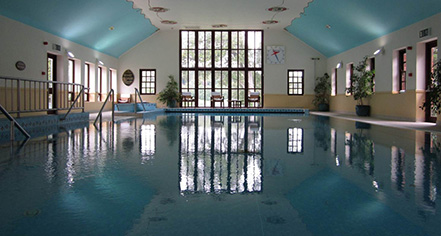 Activities:      Dromoland Castle Hotel  in County Clare