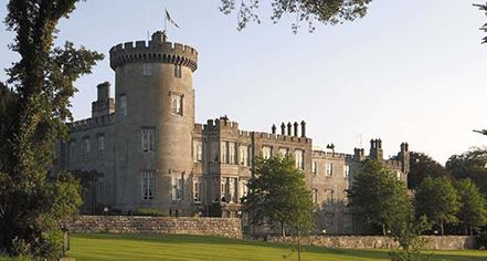 Dromoland Castle Hotel  in County Clare