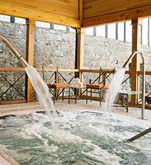 Spa:      Dromoland Castle Hotel  in County Clare