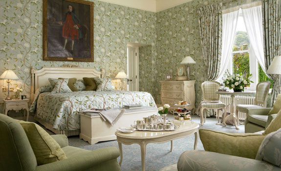 Dromoland Castle Hotel  - Accommodations