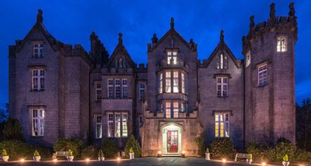 Ghost Stories:      Kinnitty Castle Hotel  in Birr