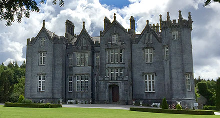 Kinnitty Castle Hotel In Birr