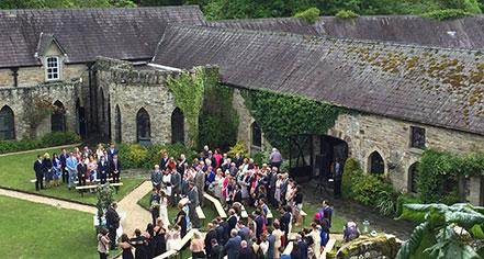 Weddings:      Kinnitty Castle Hotel  in Birr